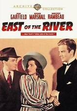 John Garfield East of the River (DVD, 2014) Brand New