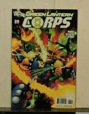 Green Lantern Corps #26 September @008