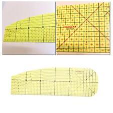Hot Ironing Ruler Diy Patchwork Tailor Craft Sewing Measuring Tool 20/30CM