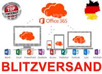 Microsoft Office 365 für 5PCs  /  KEIN Abo / MS® Office 2016 / DAUERHAFT Sofort
