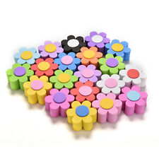 1 Pcs Lovely Eva Flower Decorative Car Antenna Topper Balls Color Random E4z