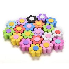 1 Pcs Lovely Eva Flower Decorative Car Antenna Topper Balls Color Random ST
