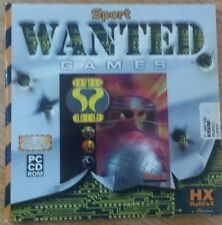 Savage Arena PC CD ROM Wanted Games gioco completo da collezione