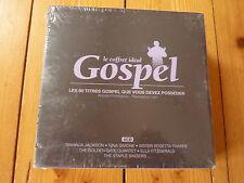 Gospel : Le Coffret Ideal MAHALIA JACKSON OAK RIDGE BOYS ETTA JAMES CARAVANS OVP