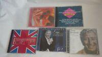 Lot Of 5 CDs!! Various Artists Tony Bennett, Easy Listening, Jazz