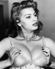 SOPHIA LOREN LEGENDARY ACTRESS - 8X10 PUBLICITY PHOTO (CC789)