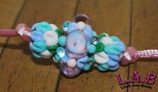 Gorgeous Set Fine Handcrafted Italian Glass Lampwork Beads - Lilah Ann Cox FW116