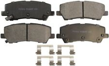 ProSolution Semi-Metallic Brake Pads fits 2015-2017 Ford Mustang  MONROE PROSOLU