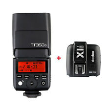 Godox TT350o TTL 2.4G Flash Speedlite + X1T-O Trigger For Olympus / Panasonic