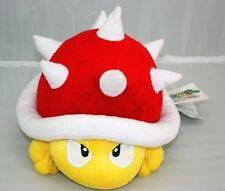 "Nintendo Super Mario Plush Toy Spiny 6"" NWT Cute"