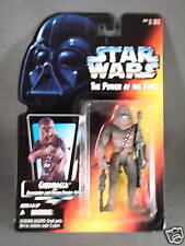Star Wars POTF Han Solo in Hoth Gear