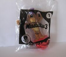 McDonald's Dreamworks Madagascar 3 #1 Alex Lion Toy 2012 NIB