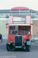 London Transport RT Finale 7th April 1979 RT NLE906 Bus Photo b