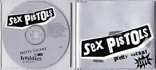 Sex Pistols - Pretty Vacant (Live) - Deleted UK 1996 CD