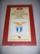 LIBRO CALCIO BREVE STORIA GRANDE LAZIO - DINO ZOFF VALITUTTI NEWTON EDITORI 1995
