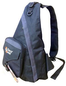 Mens Over Shoulder Sports Travel Day Rucksack Bergen Flight Bag Bergan Pack New