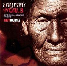 Last Journey by Fourth World CD Melt 2000
