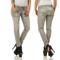 Herrlicher Pitch Slim Cropped D9601 794 Damen Jeans Neu