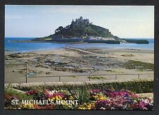 C1990's View of People Walking to St Michael's Mount at Low Tide