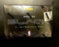 2019 2020 Panini Black Basketball Hobby Box Factory Sealed AUTO Ja Zion 1/1 RC ?