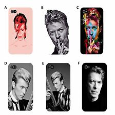 David Bowie - Phone Case - Fits iPhone 4/4s /5/5s/5c/ 6/6+ / 7/7+ / 8/8+ /X /XR