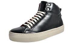 100% Leather Slip Resistant Hi Tops Shoes for Men
