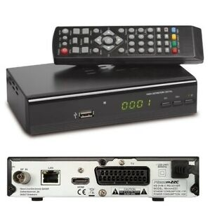 HD Kabel Receiver Digital Micro M22 mit PVR USB 1080p HDMI LAN Scart DVB-C HDTV