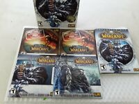 World of Warcraft Wrath of the Lich King - Expansion Set PC Mac - (Obsolete)