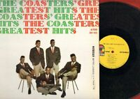 Coasters - The Coasters' Greatest Hits Vinyl LP Record Free Shipping