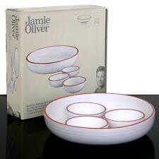 Jamie Oliver Servierschale + 3 Schälchen Salatschale Salatschüssel Schüssel groß