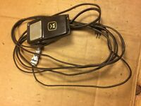 Vintage Voice of Music Microphone 1960s For Repair w/ Cord