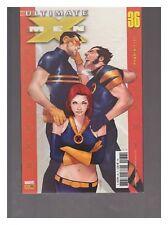 comics ULTIMATE  X-MEN 36  magazine  2007 TBE