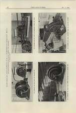 1922 Electrical Equipment For Cherbius Rolling Mills