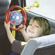 Casdon 485 Toy Electronic Backseat Driver Car Steering Wheel Driving Toy NEW