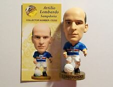 Prostars SAMPDORIA (HOME) LOMBARDO, CG232 Club Gold Loose With Card LWC