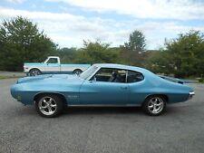 1970 Pontiac GTO sedan