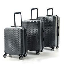 SIGN Hartschalen Reisekoffer 3er Set o. M/L/XL Reise Koffer Trolley Handgepäck