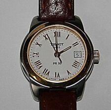 Ladies Tissot PR50 Quartz Watch.Very Good Used Condition.