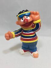 Sesame Street ERNIE Figure with Sunglasses PVC Figure Mattel