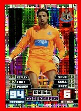 PREMIER LEAGUE 2014-15 -Trading Card TOPPS MOTM 383 - KRUL - NEWCASTLE