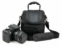 Camera Carry Case with Detachable Shoulder Strap for Panasonic Lumix DMC-G7