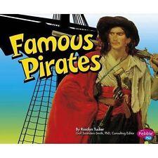 Famous Pirates (Pebble Plus: Pirates Ahoy!)-ExLibrary