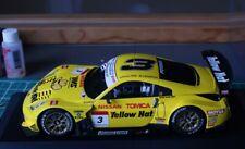 1/18  #3  Tomica - Yellow Hat  Fairlady Z  Super GT500 2006 ( no Ebbro )