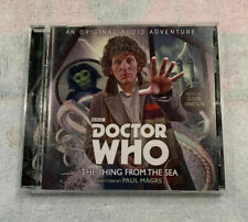 DOCTOR DR WHO THE THING FROM THE SEA CD AUDIO BOOK SUSAN JAMESON