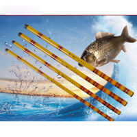 1xhard glass fiber telescopic fishing rod sea travel spinning pole fishing Pip