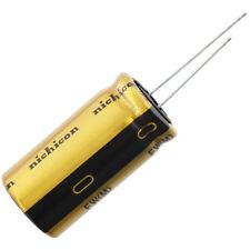 Nichicon UFW Audio Grade Electrolytic Capacitor, 6800uF @ 35V, 20% Tolerance