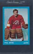 1973/74 Topps #077 Phil Myre Flames NM *237