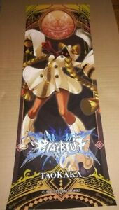 BLAZBLUE TAOKAKA POSTER  ARC SYSTEM WORKS