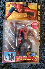 2004 Toy Biz Spiderman 2 Movie Figure Twist N Shoot - Marvel Legends