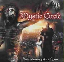 MYSTIC CIRCLE - BLOODY PATH OF GOD [BONUS TRACK] NEW CD